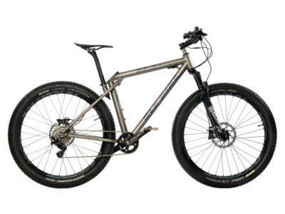 Электровелосипед - RLE 27,5+