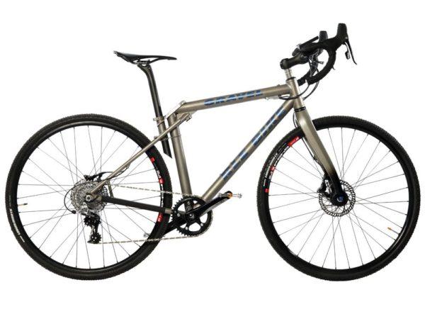 Электровелосипед - RLE Gravel