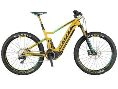Электровелосипед - Scott E-Spark 700 Plus Tuned
