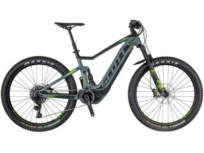 Электровелосипед - Scott E-Spark 720 Plus 2018