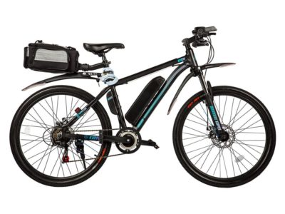 Электровелосипед - Tsinova Kupper Unicorn Lux