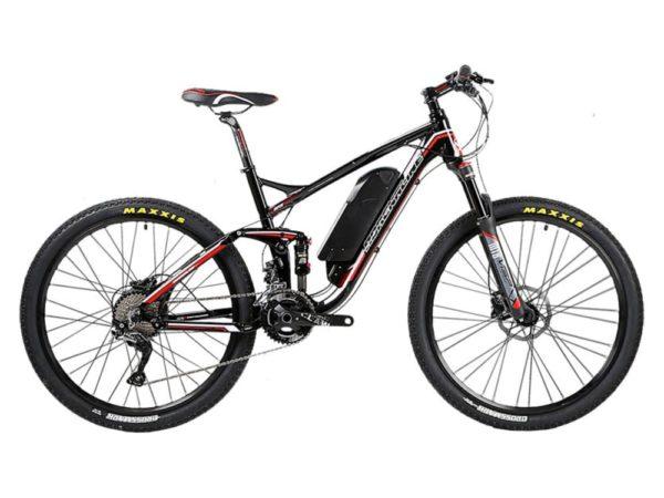 Электровелосипед - Twitter AM26-E1 17