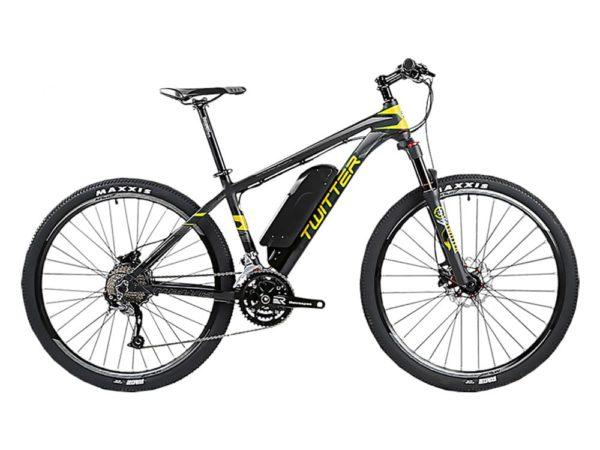 Электровелосипед - Twitter MANTIS-E1 15.5