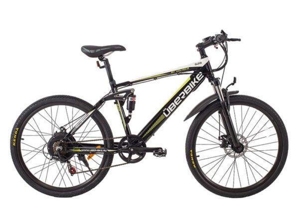 Электровелосипед - Uberbike S26 350 W 48v