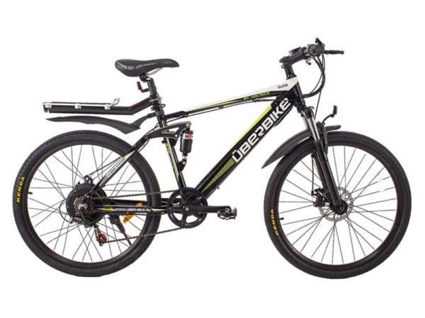 Электровелосипед - Uberbike S26 500W 48v