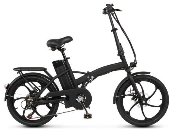 Электровелосипед - Unimoto ZERO
