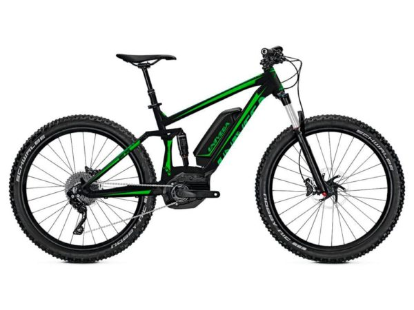 Электровелосипед - Univega Renegade B 2.0 Plus 2018