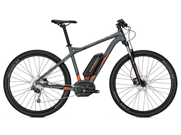 Электровелосипед - Univega Summit E Edition 2018