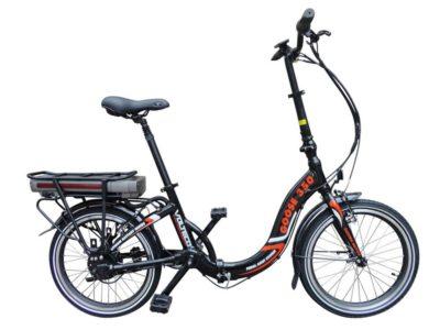 Электровелосипед - VOLTECO GOOSE CARDAN