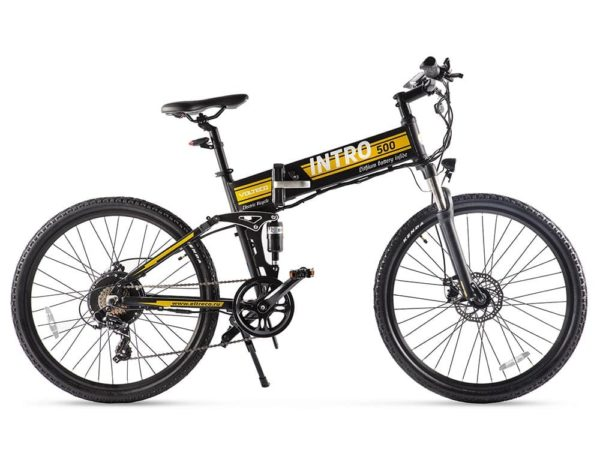Электровелосипед - VOLTECO INTRO 500W