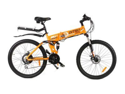 Электровелосипед - VOLTECO INTRO PLUS 500W