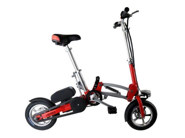 Электровелосипед - VOLTECO SHRINKER v2 350W