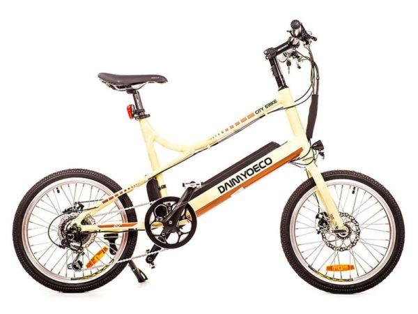 Электровелосипед - Volt Age CITY STAR