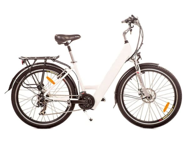 Электровелосипед - Volt Age WHITE HORSE