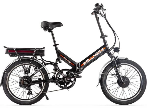 Электровелосипед - Wellness CITY DUAL 700w