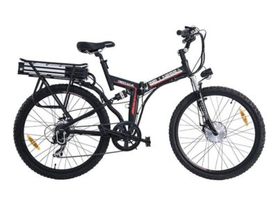 Электровелосипед - Wellness CROSS RACK 750W