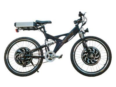 Электровелосипед - Wellness Giant Dual Drive 1500w