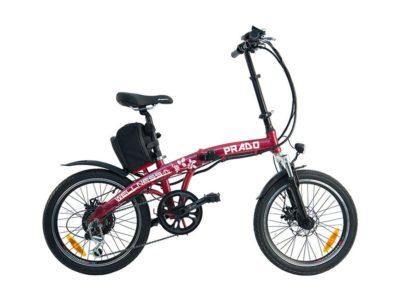 Электровелосипед - Wellness PRADO 350