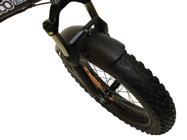 Электровелосипед eltreco pragmatic fat 500w