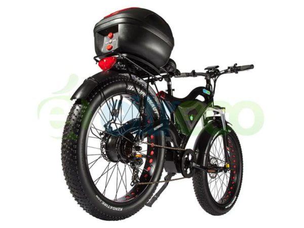 Электровелосипед eltreco storm f утилитарный