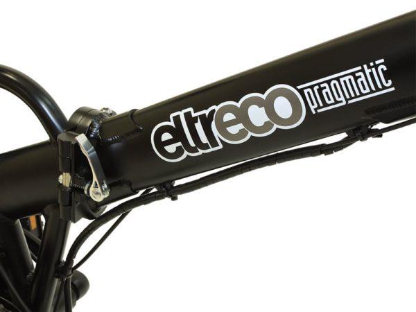 Электровелосипед элтреко прагматик фат 500w