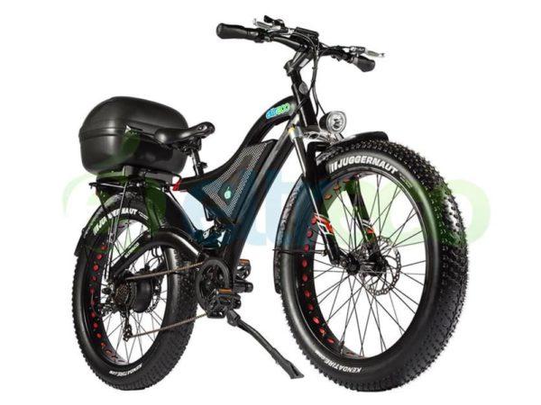 Электровелосипед элтреко сторм ф утилитарный