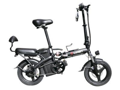 Электровелосипед - iconBIT E-BIKE K202
