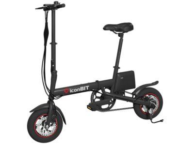Электровелосипед - iconBIT E-Bike K7