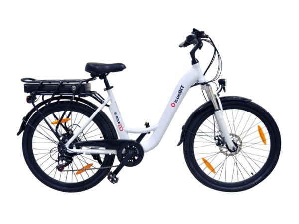 Электровелосипед - iconBIT E-Bike K9
