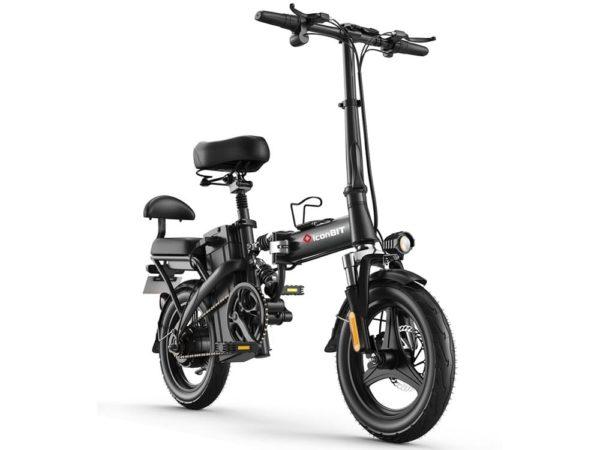 Электровелосипед - iconBIT K-203