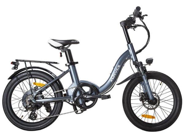 Электровелосипед иксдевайс иксбайсикл w
