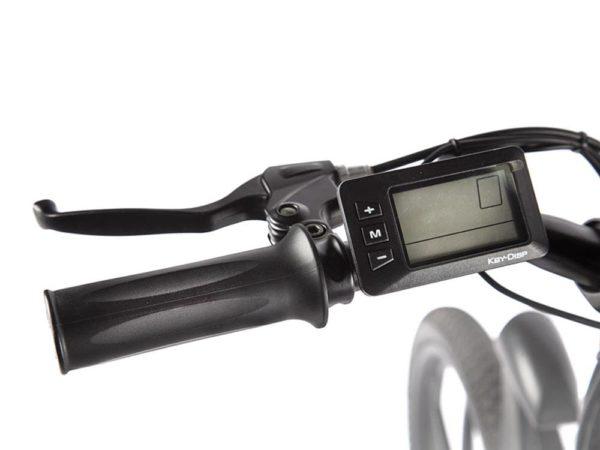 Электровелосипед кйинг пауэр люкс