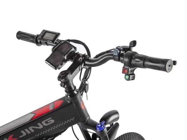 Электровелосипед kjing power lux