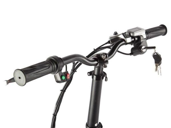 Электровелосипед kjing power sport