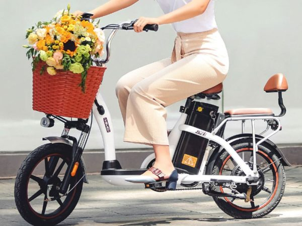 Электровелосипед сяоми химо ц16