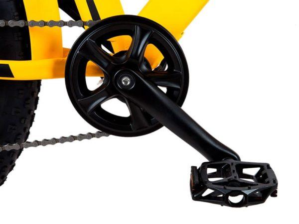 Электровелосипед volteco bigcat dual 1000 с кофром
