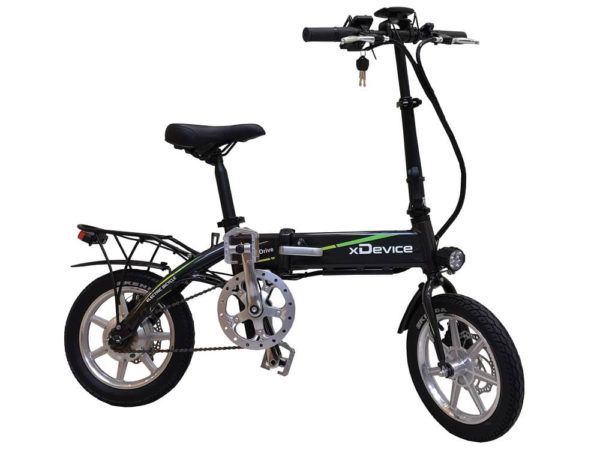 Электровелосипед - xDevice xBicycle 14 Lux
