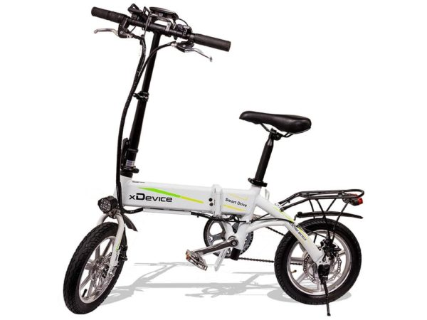 Электровелосипед - xDevice xBicycle 14 New 2020