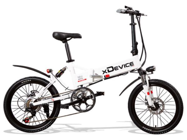 Электровелосипед - xDevice xBicycle 20