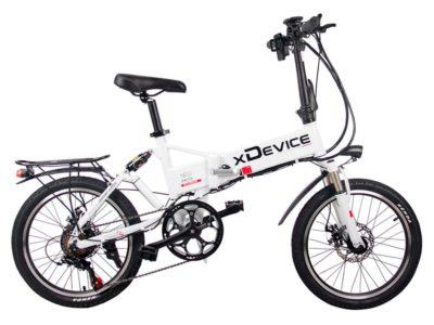 Электровелосипед - xDevice xBicycle 20 New 2020