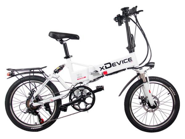 Электровелосипед - xDevice xBicycle 20 New 2020