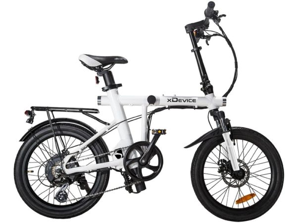Электровелосипед xdevice xbicycle s