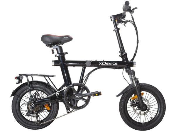 Электровелосипед xdevice xbicycle u