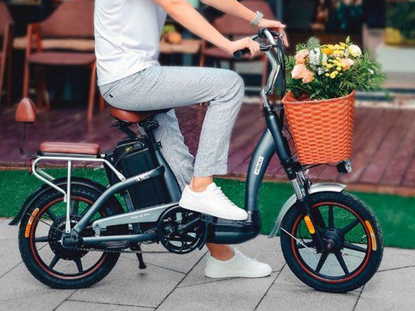 Электровелосипед xiaomi himo c16