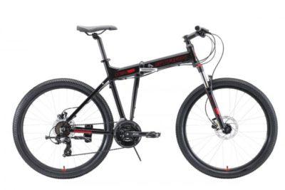Купить Stark'20 Cobra 26.2 HD чёрныйкрасный.700