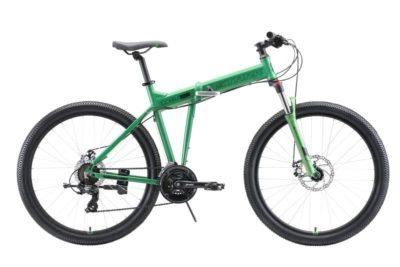 Купить Stark'20 Cobra 27.2 D зелёныйчёрный