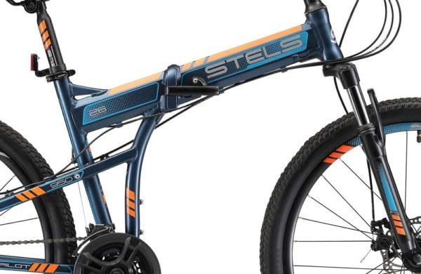 Купить Stels 26 Pilot 950 MD V011 Темно-синий (LU094028)