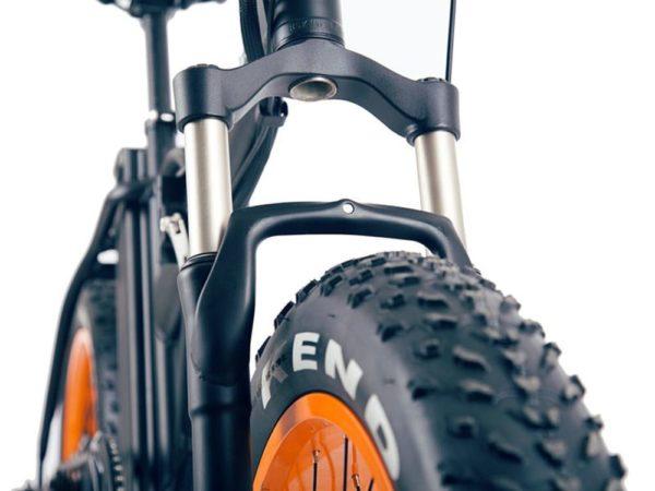 Купить электрофэтбайк cyberbike fat 350w
