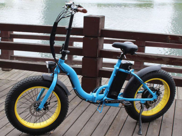 Купить электрофэтбайк el-sport bike tdn-01 500w