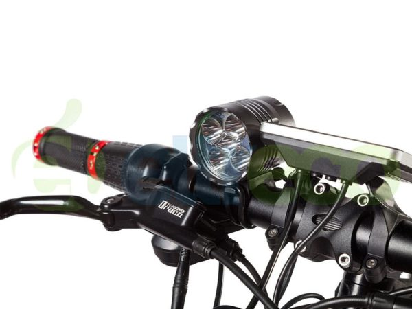 Купить электрофэтбайк eltreco x4 electron bikes lux